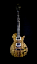 "Nexus LP ""Hendrix"" Koa Top Tulip Magnolia Body"
