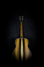 "Nexus 38 ""Sandy"" Railroad Redwood Top Brazilian Rosewood Back & Sides"